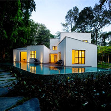 Ideas we Love: ## Uniquely Massed Homes