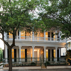 Traditional Exterior by Morris Architecture, llc