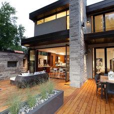 Modern Exterior by avenue design