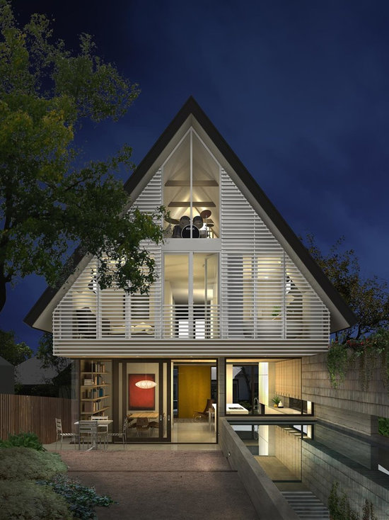 A Parallel Architecture 8th street residence