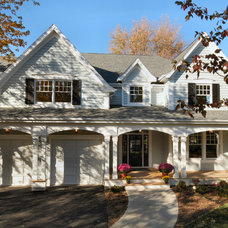 Traditional Exterior by Rite Way Custom Homes