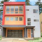 Sunol Modern Residence Modern Exterior San Francisco