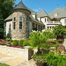 Traditional Exterior by Gurley's Azalea Garden