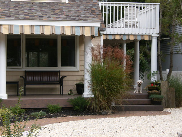 Beach Style Exterior by Window Works