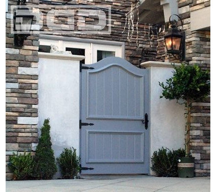Traditional Exterior by Dynamic Garage Door