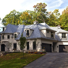 Traditional Exterior by Kieran J. Liebl,  Royal Oaks Design, Inc. MN