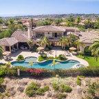Italian Villa Mediterranean Exterior Miami By
