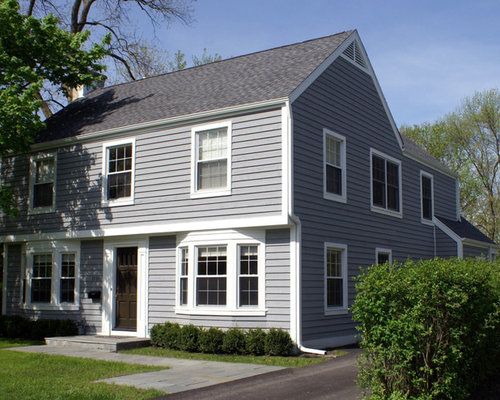 Garrison colonial house style