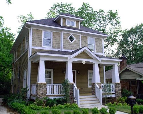 Craftsman Porch Houzz