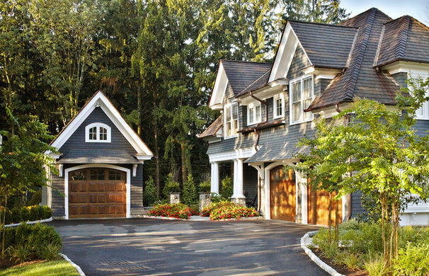 Traditional Exterior by DeGraw & DeHaan Architects