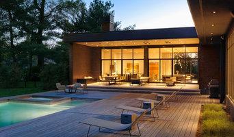 A New Modern Home