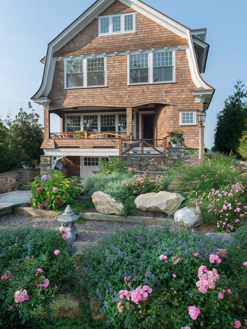 Shingle style beach house home design ideas pictures for Shingle style beach house plans