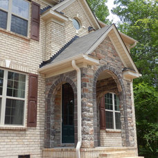 Traditional Exterior by Niblock Homes