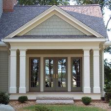 Craftsman Exterior by Remington Architecture