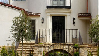 A Santa Monica Traditional Spanish Home