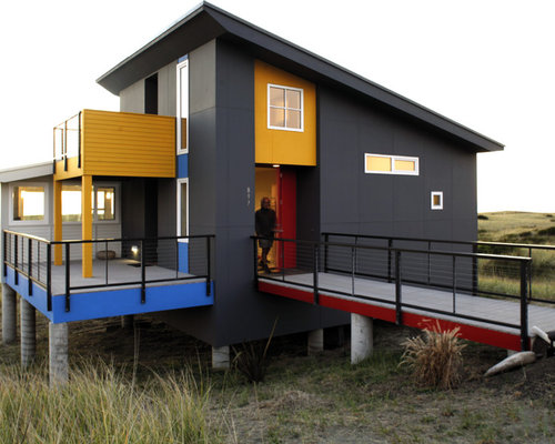 Modern Home Exterior Colors Images Galleries With A Bite