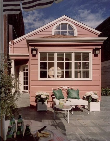 Traditional Exterior by Mark Brand Architecture