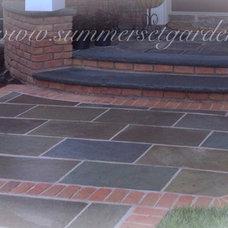 Traditional Exterior by Summerset Gardens/Joe Weuste