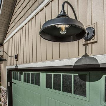 A Suburban Ranch goes Modern Farmhouse