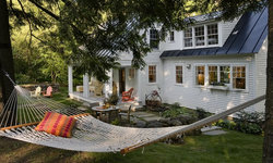 A sweet outdoor space