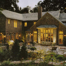 Traditional Exterior by Krejci Associates, Architects, Inc.