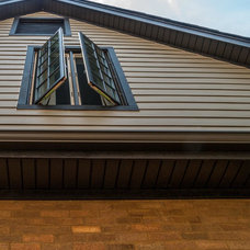 Traditional Exterior by Hyland Homes