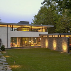modern exterior by Abelow Sherman Architects LLC