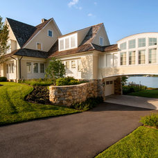 traditional exterior by Walnut Hill Landscape Company