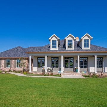 Acadian Dream Custom Home