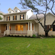 Traditional Exterior by Acadian Roofing, LLC