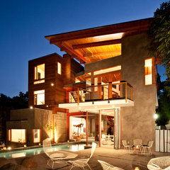 contemporary exterior by Studio 1030 Architects