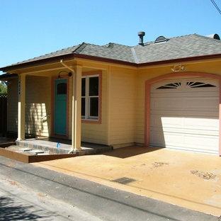 Traditional exterior home idea in San Francisco