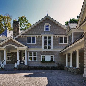 Adams Lane Residence