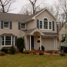 Traditional Exterior by Woodbridge Builders