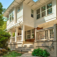 traditional exterior by Renewal Design-Build