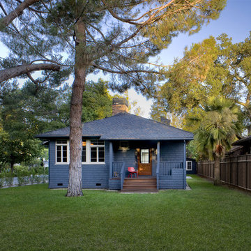 Addition/Remodel of Historic House in Palo Alto