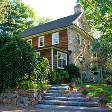 Traditional Exterior by Spencer-Abbott, Inc.