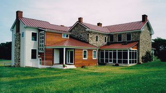 Addition to Stone Farmhouse-Baltimore County, MD