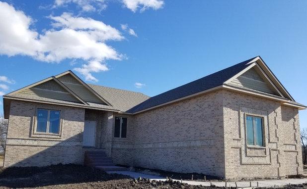 Exterior by Bob Cook Homes, LLC