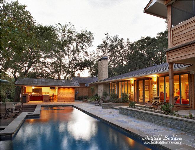 Exterior by Hatfield Builders & Remodelers