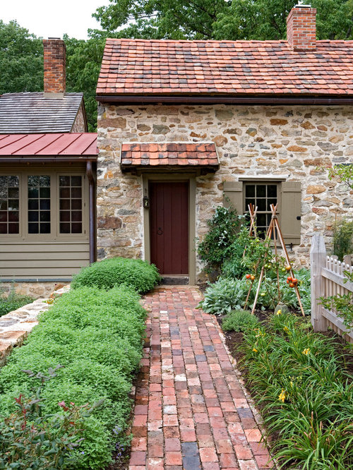 Brick And Siding Mix Houzz