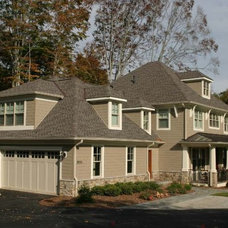 Traditional Exterior by Natelli Homes