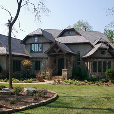 Traditional Exterior by Kenneth Bealer Homes