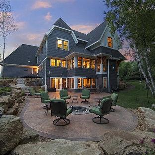 75 Most Popular Minneapolis Split Level Exterior Home