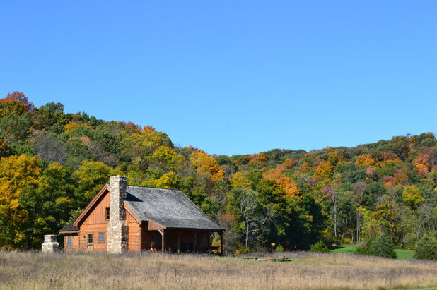 Get your rustic on for log cabin day for Log cabins in shenandoah valley