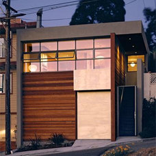 Modern Exterior by Aidlin Darling Design, LLP