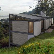 Modern Exterior by Aidlin Darling Design, LLP