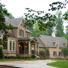 Traditional Exterior by Aikin & Associates, Inc.