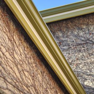 Imagen de fachada vintage extra grande