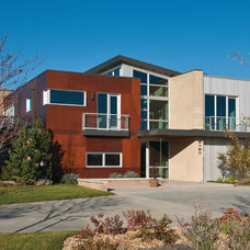 Contemporary Exterior by Architectural Workshop